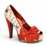 Scarpe/Decoltè Pin-Up~Couture Bettie 13 CRRPU